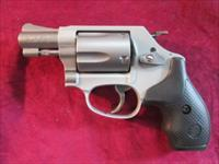 SMITH AND WESSON MODEL 637 AIR-WEIGHT 38+P CAL NEW    (163050)