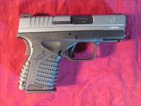 SPRINGFIELD ARMORY XDS BI-TONE 45ACP ESSENTIALS PACKAGE USED