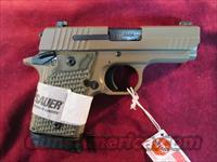 SIG SAUER 938 SCORPION 9MM W/NIGHT SIGHTS NEW