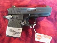 SIG SAUER 938 NIGHTMARE 9MM W/NIGHT SIGHTS NEW (938-9-NMR-AMBI)