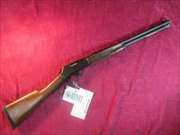 HENRY 30-30 CAL. BLUE STEEL RECEIVER WITH ROUND BARREL NEW