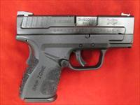 "SPRINGFIELD ARMORY XD MOD.2 9MM SUB COMPACT 3"" NEW"