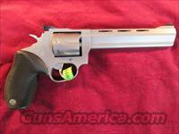 "TAURUS STAINLESS TRACKER 17HMR CAL 6.5"" 7 SHOT NEW"