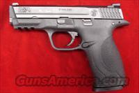SMITH AND WESSON M&P PRO SERIES .40CAL HIGH/CAP WITH NIGHT SIGHTS USED GOOD CONDITION