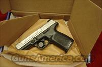 SMITH AND WESSON SD9VE (SELF DEFENSE PISTOL) 9MM WITH HIGH CAP. MAGAZINES NEW  (223900)