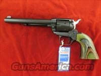 "HERITAGE ROUGH RIDER CASE HARDENED 22LR/ 22MAG SINGLE ACTION REVOLVER 6.5"" NEW"