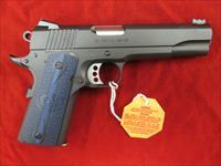 COLT COMPETITION PISTOL GOVERNMENT MODEL 9MM NEW (01982CCS)