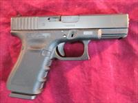 GLOCK GEN 4 MODEL 19 9MM CAL USED