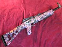 HI POINT 995 TACTICAL PINK CAMO 9MM CARBINE NEW  (995TS-PI)