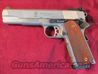 SMITH AND WESSON SW1911 STAINLESS W/ADJUSTABLE SIGHTS NEW