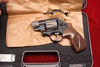 "SMITH AND WESSON MODEL 327  PERFORMANCE CENTER 8 SHOT 357MAG. 2"" BARREL NEW"