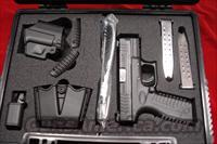 "SPRINGFIELD ARMORY XDM 3.8"" 40 CAL. NEW"