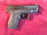 SMITH AND WESSON M&P SHIELD PERFORMANCE CENTER 9MM W/ TRITIUM NIGHT SIGHTS NEW (11630)