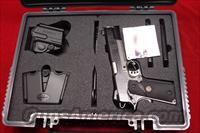 SPRINGFIELD ARMORY LOADED MC OPERATOR 45ACP W/NIGHT SIGHTS  NEW  (PX9105MLP)