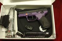 RUGER PURPLE SR22 PISTOL NEW (SR22P-PG)   (03606)