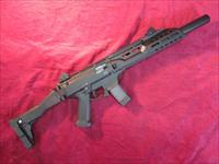 "CZ USA SCORPION S1 CARBINE 9MM CAL 16"" W/ TWO 20 ROUND MAGS NEW (08507)"