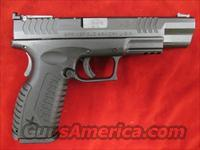 "SPRINGFIELD ARMORY XDM 5.25"" 9MM USED"