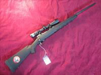SAVAGE ARMS MODEL 11 W/ NIKON SCOPE 6.5 CREEDMOOR USED