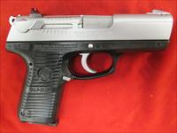 RUGER P95 STAINLESS 9MM USED