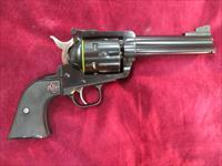RUGER BLACKHAWK CONVERTIBLE 357MAG/9MM 4.6
