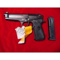 BERETTA NEW ITALIAN  92FS 9MM CAL. HIGH CAPACITY NEW