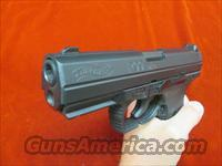 WALTHER P99 DAO .40CAL W/ 3 MAGS USED