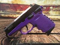SCCY CPX-1 PURPLE NEW (CPX1CBPU)