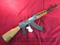 CENTURY INT'L SERBIAN AK 47 SLANT BREAK AND FULL WOOD STOCK 7.62X39 CAL. NEW