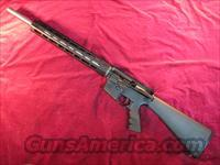 "ROCK RIVER LEFT HAND VARMINT A4 RIFLE 20"" STAINLESS BULL BARREL 223 CAL NEW"