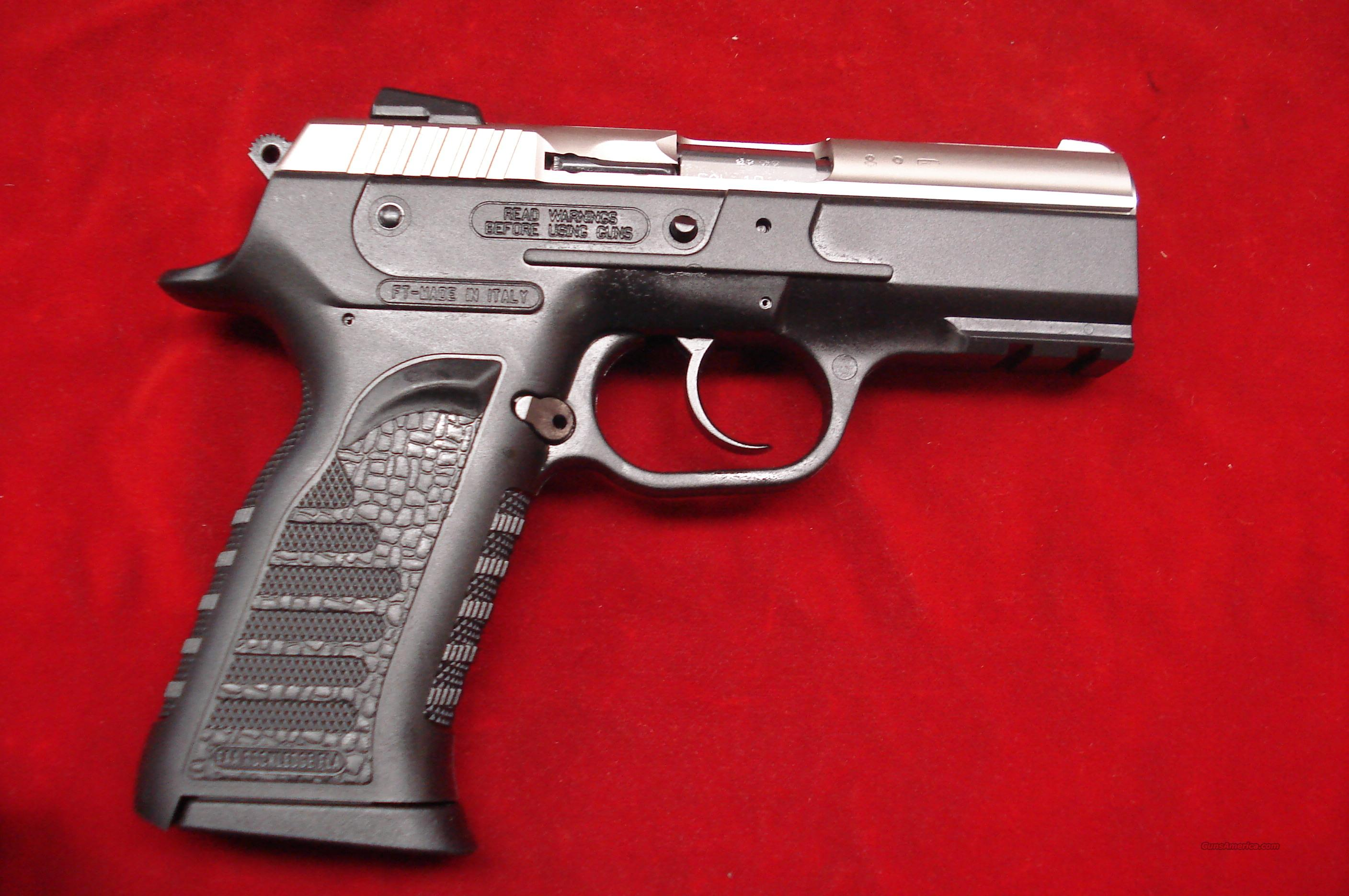 EAA TANFOGLIO WITNESS P CARRY 10MM CAL  STAINLESS NEW