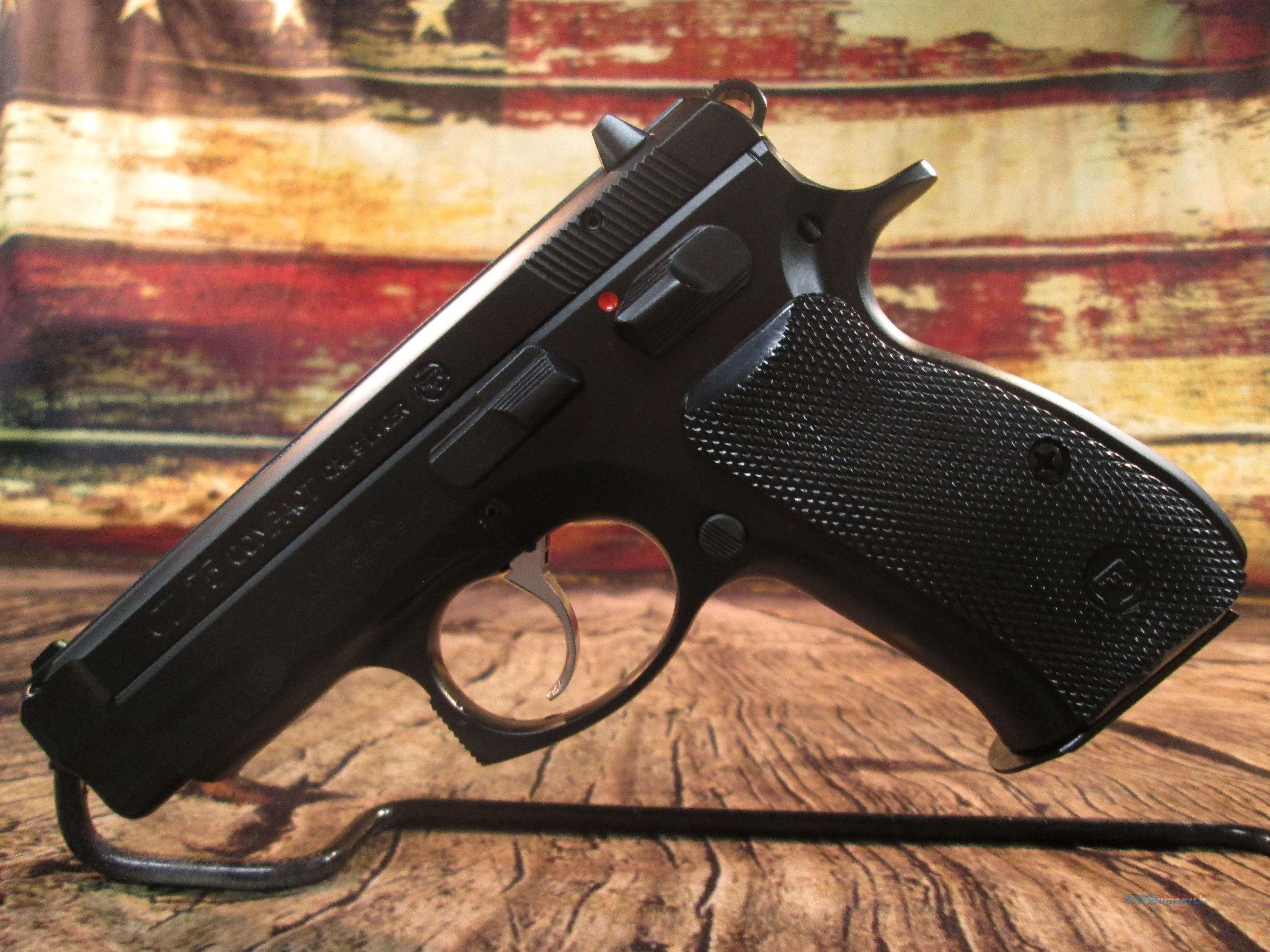 CZ 75 COMPACT 9MM NEW 91190 For Sale