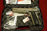 COLT UMAREX FLAT DARK EARTH 1911 22CAL WITH TAC RAIL NEW