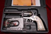 RUGER BISLEY VAQUERO 357MAG POLISHED STAINLESS NEW   (KNVRB-35)