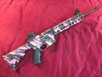 SMITH AND WESSON M&P15-22 PINK PLATINUM 22LR NEW