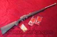 RUGER M77 STAINLESS 357 MAGNUM NEW (K77/357RSP)