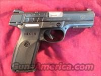 RUGER SR9E 9MM  W/FIXED SIGHTS AND ONE 17 RND MAG NEW  (03340)