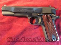 "COLT GOVERNMENT MODEL BLUE 45ACP ""100 YEARS OF SERVICE"" NEW"