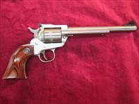 RUGER STAINLESS SINGLE SEVEN 327 FEDERAL 7.5