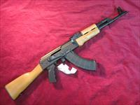 CENTURY ARMS RAS 47 100% AMERICAN MADE STAMPED AK47 W/ HARDWOOD FURNITURE NEW