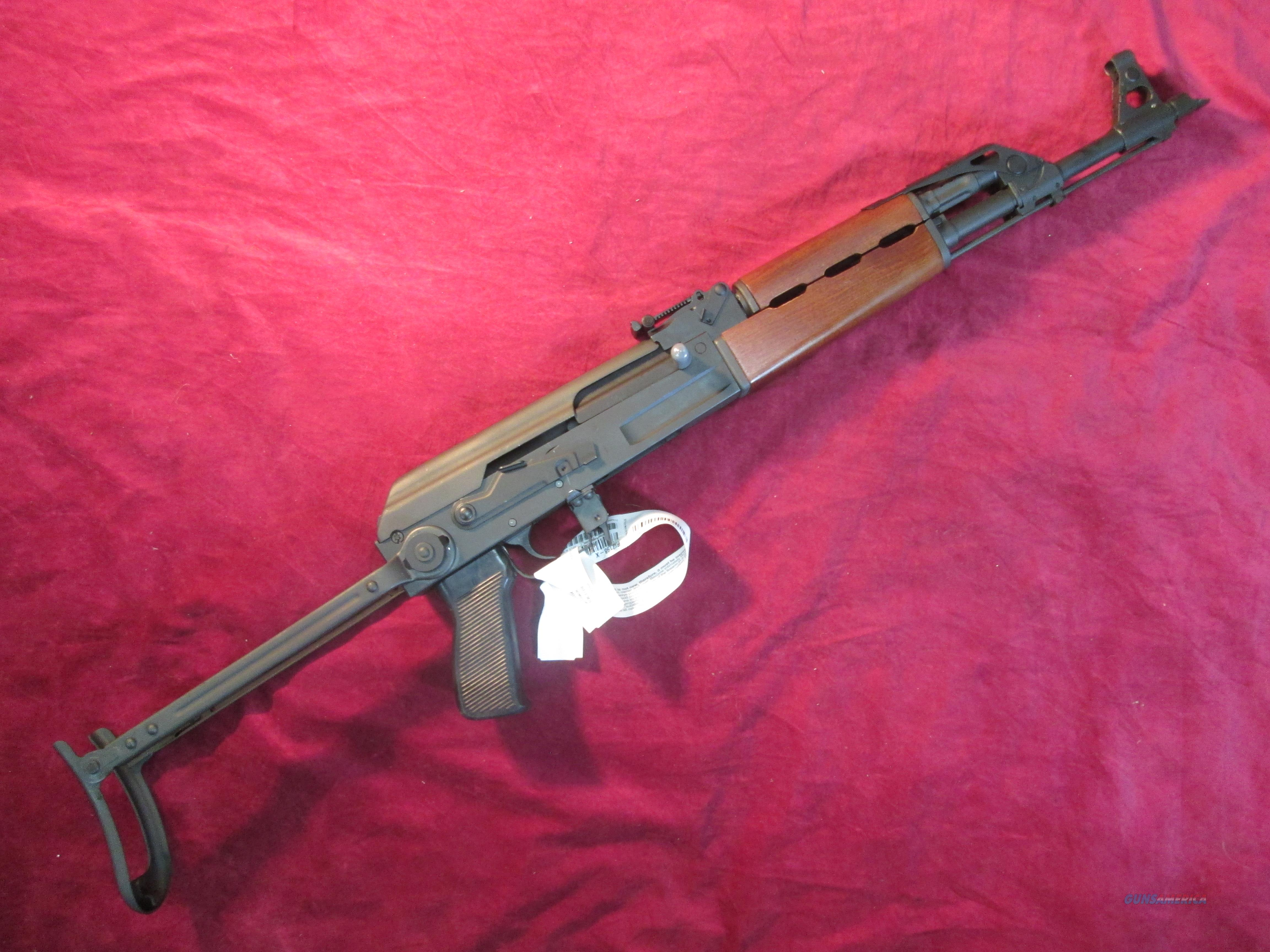 CENTURY ARMS MILLED RECEIVER AK47 UNDERFOLDER YUGO M70 BASED, 7 62X39 CAL  NEW (RI2198-X)