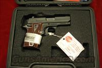 SIG SAUER 938  9MM W/NIGHT SIGHTS NEW  (938-9-RG-AMBI)