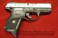 RUGER SR40C (COMPACT) STAINLESS NEW  (KSR40C)  (03476)