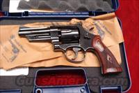 "SMITH AND WESSON MODEL 27 BLUE 357MAG 4"" NEW   (150339)"