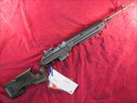 SPRINGFIELD ARMORY M1A  W/ NATIONAL MATCH BARREL AND PRECISION ADJUSTABLE STOCK NEW (MP9226)