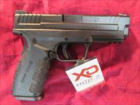 "SPRINGFIELD ARMORY XD MOD.2 9MM 4"" BLACK NEW"