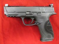 "SMITH AND WESSON M&P 9 PERFORMANCE CENTER PORTED 4.25"" 9MM NEW"