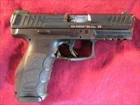 HK VP9 9MM LE STRIKER FIRED W/ NIGHT SIGHTS AND 3 HIGH CAP MAGS NEW