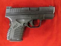 SPRINGFIELD XDS 45 BLACK USED
