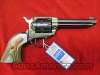 "HERITAGE ARMS ROUGH RIDER CASE HARDENED 4.75"" 22LR/ 22 MAG NEW"
