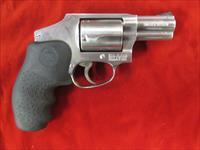 SMITH AND WESSON MODEL 640-3 STAINLESS 357 MAG USED